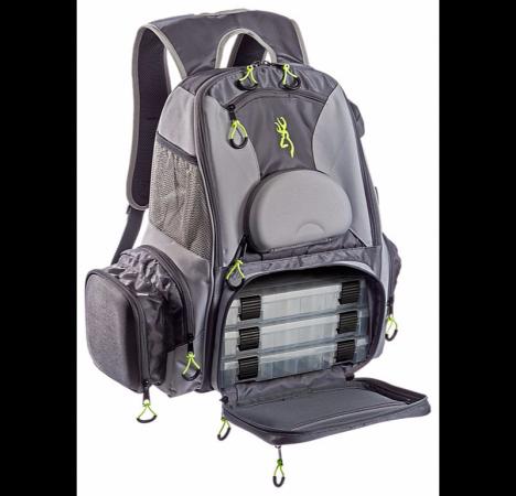 Browning Fishing Tackle Backpack