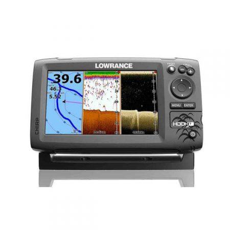 Lowrance Hook-7 GPS Fishfinder