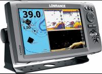 Lowrance Hook 9 GPS:Sonar Combo